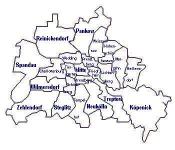 berlin steglitz zehlendorf berliner bezirke berlin city west city ost zentrum. Black Bedroom Furniture Sets. Home Design Ideas